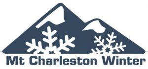 Mount Charleston winter logo