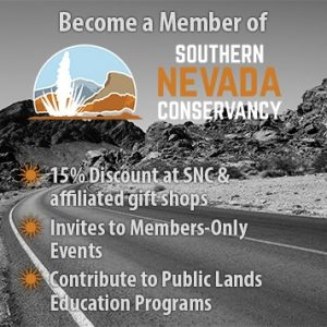 SNC membership benefits include 15% off purchases and exclusive events over black and white road around rocky hills